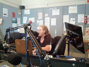 Interview on Yass Community Radio 2015-2016